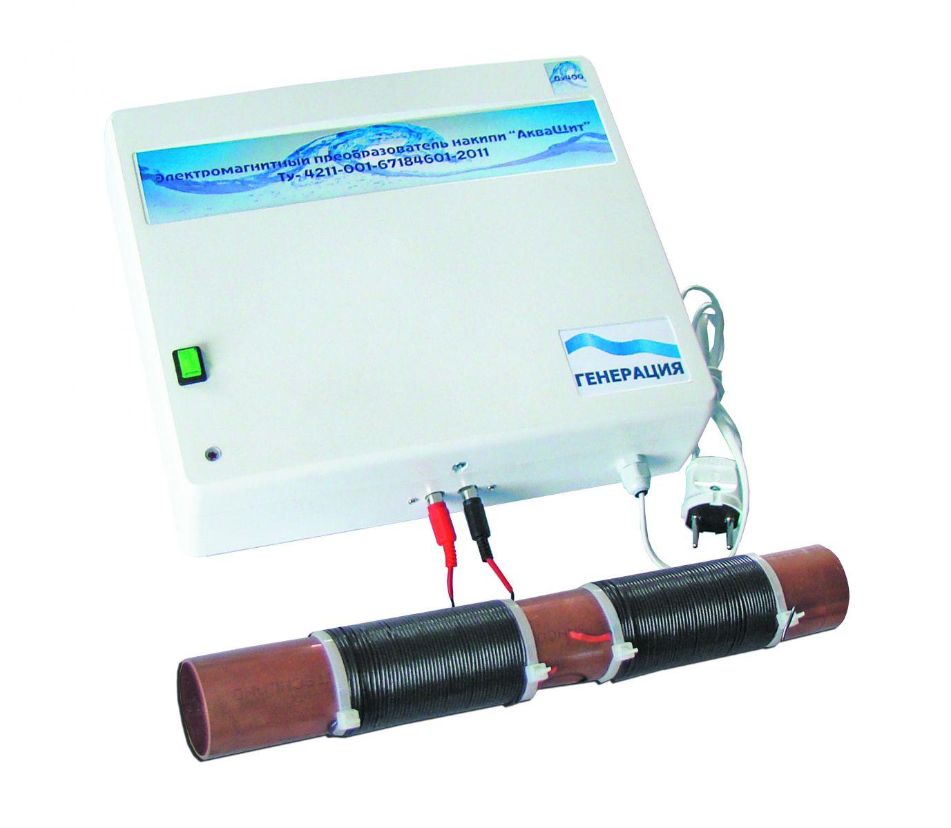 Как содать своими руками магнитный фильтр для смягчения воды