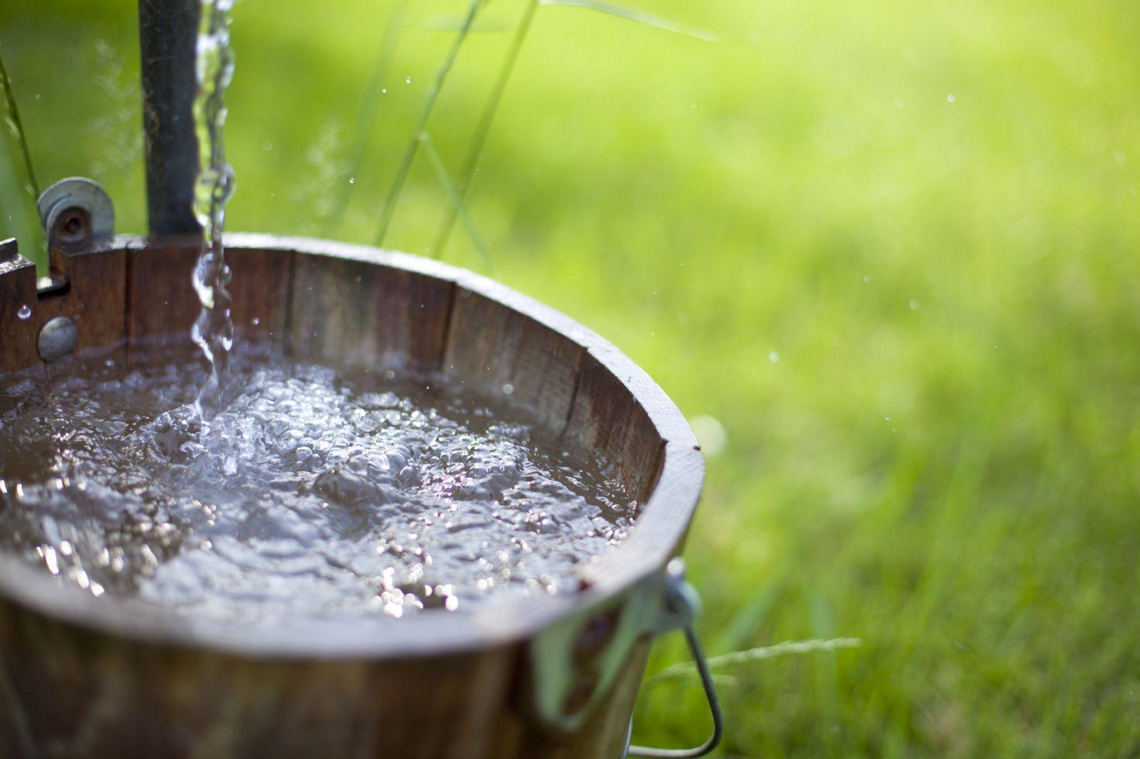 Как сделать в колодце воду чистой в 769