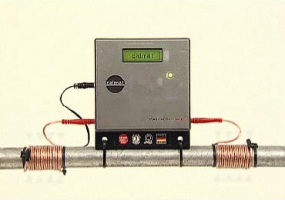 Электромагнитный умягчитель воды своими руками
