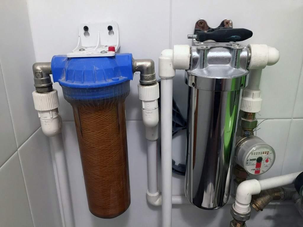какой фильтр для воды купить в квартиру