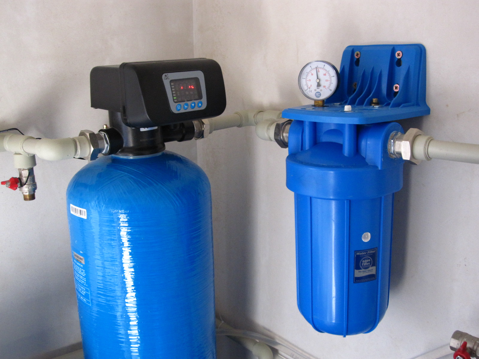 Фильтр для очистки воды своими руками - Greenologia 54