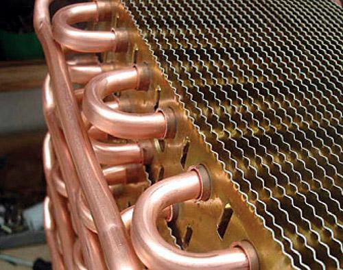 Какие лучше теплообменник в газовой колонке Кожухотрубный испаритель WTK QCE 513 Балаково