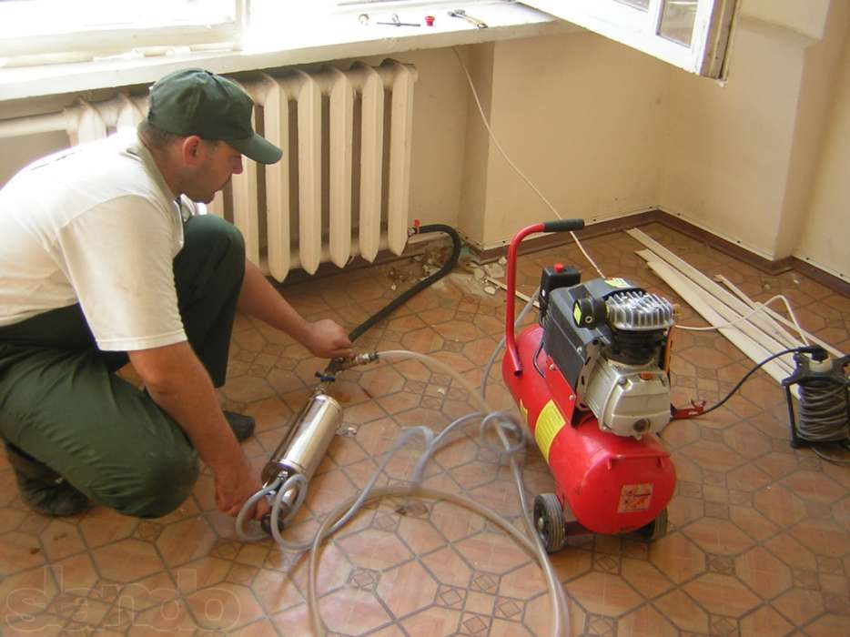 Как промыть систему отопления частного дома своими
