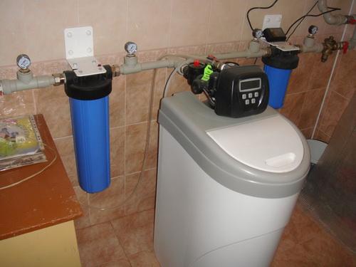 Жесткая вода вредна для здоровья