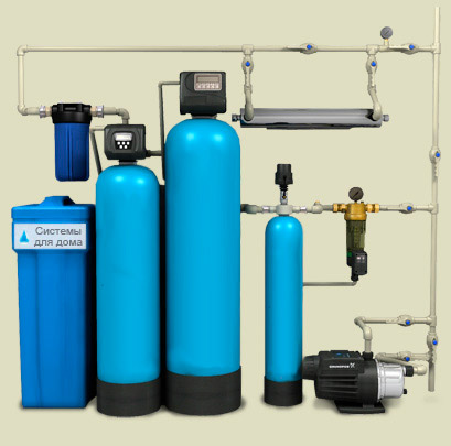 Системы водоподготовки для