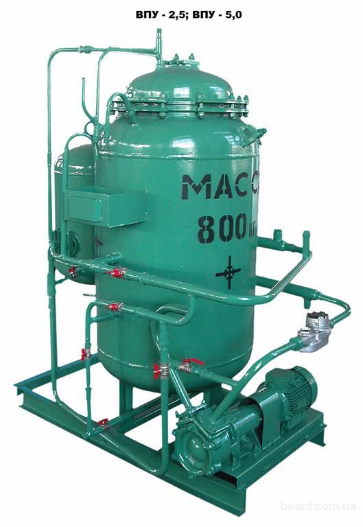 Докотловая подготовка питательной воды